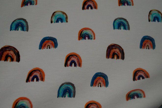 stof met regenboog